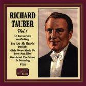 Richard Tauber: Favourites V.1