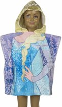 Frozen Elsa badcape