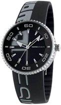 Jet aluminium MD8187AL-161 Mannen Quartz horloge