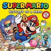 Super Mario Retro 2020 Wall Calendar
