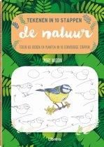 De natuur - Tekenen in 10 stappen