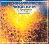 M. Haydn: 20 Symphonies / Warchal, Slovak Chamber Orchestra