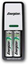 Energizer Mini AA / AAA Batterijlader incl. 2 x AA 2000 mAh batterijen