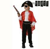 """""""Piraten kapitein kostuum voor jongens  - Kinderkostuums - 122/134"""""""