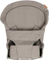 Tula infant insert/verkleiner voor de Tula standard draagzak in het grijs