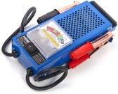 100 AMP Professionele Accu Tester, 6-12 V, 20-100 Ah