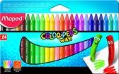 Color'Peps WAX - in kartonnen doos x 24