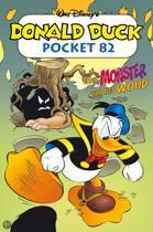 Donald Duck Pocket / 082 Het monster van het woud