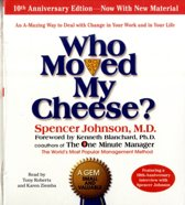 Johnson, S: Who Moved My Cheese?/2CD