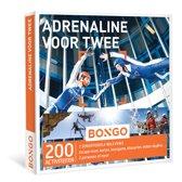 BONGO - Adrenaline voor Twee - Cadeaubon