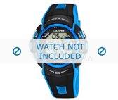 Calypso horlogeband K5610-6 Rubber Zwart