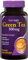 Green Tea 500mg Natrol 60caps