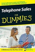 Telephone Sales For Dummies