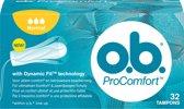 o.b.® ProComfort Normal Tampons - 32 stuks