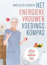 Omslag van 'Het energieke vrouwen voedingskompas'