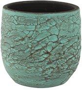 Pot evi antiq bronze bloempot binnen 18 cm