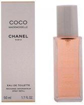 Chanel Coco Mademoiselle - 50 ml - Eau de toilette Navulbaar