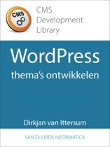 CMS Development Library - WordPress-thema's ontwikkelen