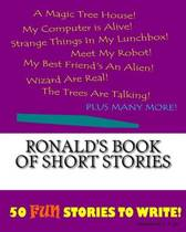 Ronald's Book of Short Stories