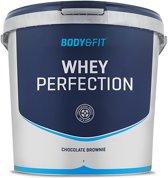 Body & Fit Whey Perfection - Eiwitpoeder / Eiwitshake - 4540 gram - Chocolate Brownie Milkshake