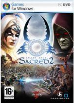 Sacred 2 Fallen Angel : PC DVD ROM , FR