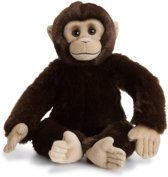 WWF - Chimpansee - Knuffel - 30 cm