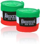 Boxing Hand Wraps-flag italy