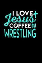 I Love Jesus Coffee and Wrestling
