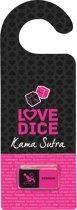 Love Dice Kama Sutra, deurhanger
