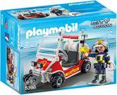 PLAYMOBIL Brandweerbuggy - 5398