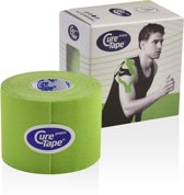 CureTape Sports (5cm x 5m) - Kinesiotape - Lime