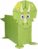 Dino zelf maken knutselpakket / sinterklaas surprise - dinosaurus