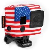 XSories Tuxsedo Americana voor GoPro Hero 3 3+ 4