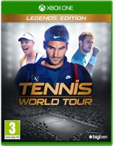 Tennis World Tour Legends Edition - Xbox One