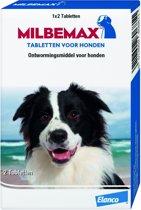 Milbemax voor grote honden Anti wormenmiddel - 10 - 50 kg - 2 tabletten