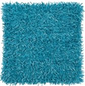 Dutch Decor Kussenhoes Ottawa 45x45 cm aqua