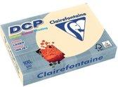 Clairefontaine DCP presentatiepapier A4 100 g ivoor pak van 500 vel