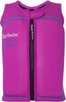 EasySwim Fun - Zwemvest/Drijfvest kind - Roze - Maat M : 17-23 kg