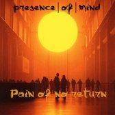 Pain Of No Return -Ep-