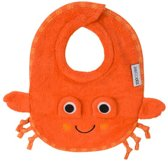 Zoocchini slabbetje - Charlie the Crab
