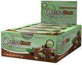 Quest Bars 12repen Chocolade/Mint