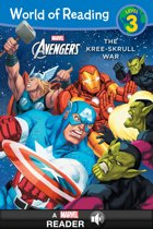 World of Reading The Avengers: The Kree-Skrull War