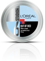 L'Oréal Paris Studio Line Special Out Of Bed Fibre Cream - 150 ml - Warrig Effect