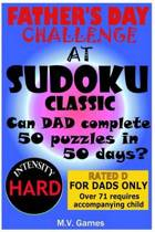 Father's Day Sudoku Challenge - Hard