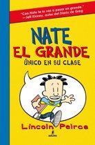 Nate el Grande #1. Único en su clase