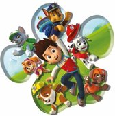 PAW Patrol Graphics - Muursticker - 43 x 45 cm - Multi