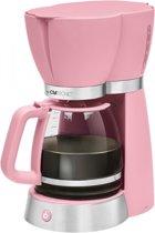 Clatronic Koffiezetapparaat KA 3689 1.7 L 1000 W roze