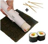 Sushi maker – Sushi bazooka maker – Sushi set – Sushi roller – Zelf sushi maken – Sushi maker kit – Inclusief 2 paar eetstokjes