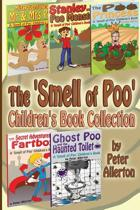 The 'smell of Poo' Children's Book Collection