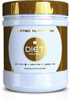 Scitec Nutrition - Diet Protein - Dieet proteïne - Dieetproteïne - super smaak - laag in suiker eiwit shake - voor gewichtsbeheersing - 390 g - 13 porties - Vanille